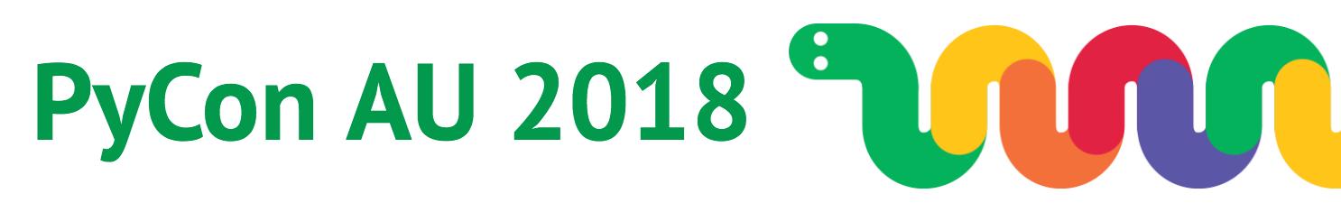 Espressif Sponsored the IoT Mini-Conf at PyCon AU 2018 | Espressif