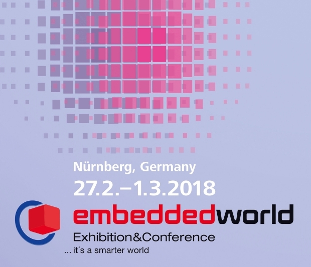 embedded world poster