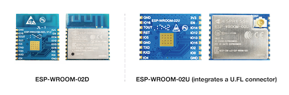ESP8266-based modules