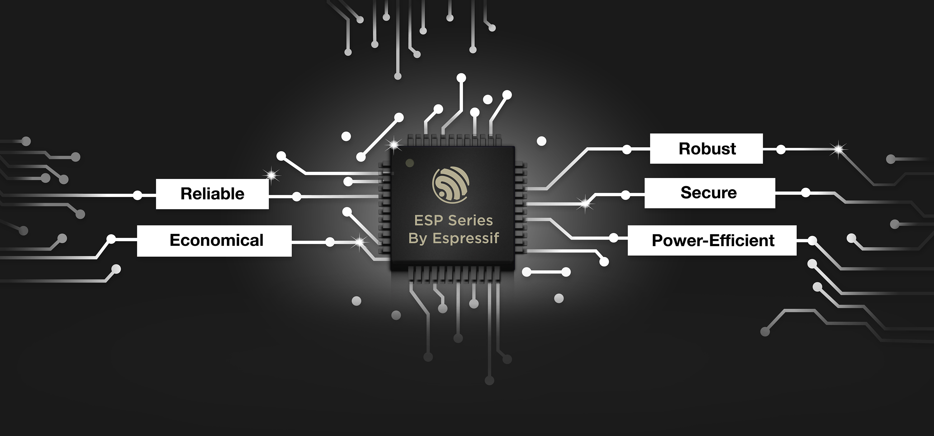 Espressif Systems Wi Fi And Bluetooth Chipsets Solutions Circuit Design Quality For Sale 100 Million Chips Connect Iot Devices Worldwide