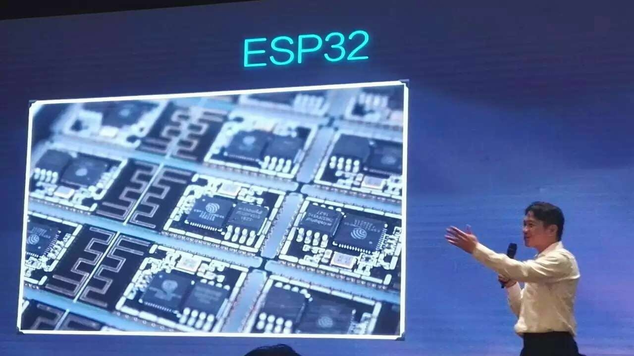 Espressif Announces the Launch of ESP32 Cloud on Chip and