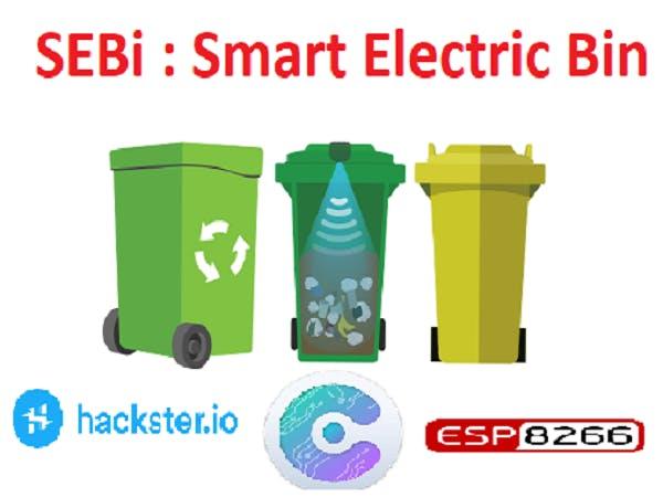 ESP8266-based Smart Bin | Espressif Systems